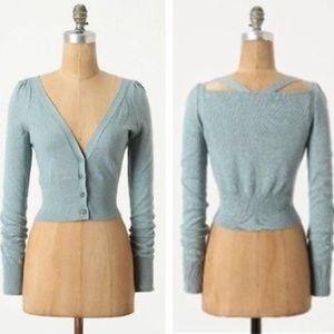 Anthro MOTH Kimmel Cardigan Sweater